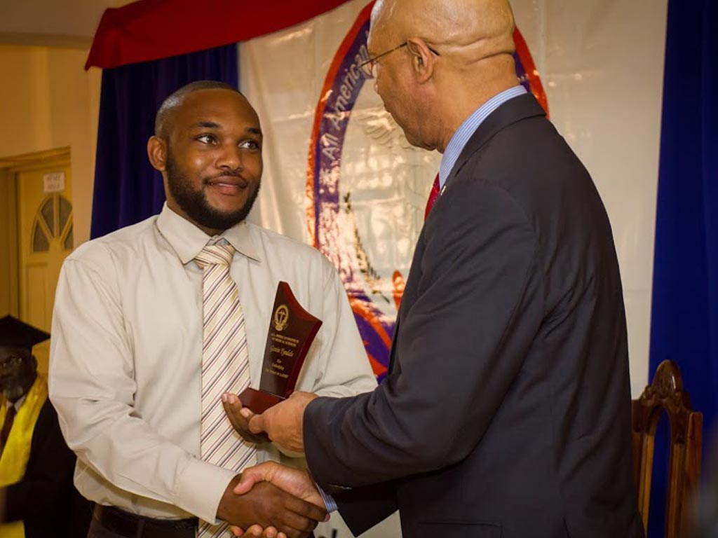 AAIMS Student Award Governor General